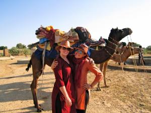 Hotel Deep Mahal, Bed & Breakfast  Jaisalmer - big - 49