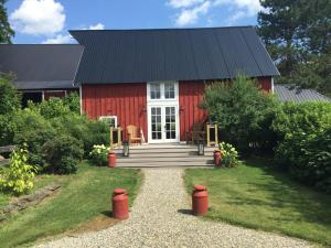 The BARN at Reading Farms Estate, Дома для отпуска  South Reading - big - 58