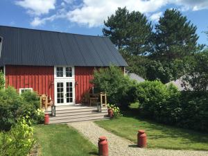 The BARN at Reading Farms Estate, Дома для отпуска  South Reading - big - 59