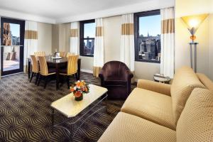 New Yorker Suite with Two Double Beds