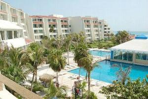 Beach Front Penthouse, Appartamenti  Cancún - big - 21