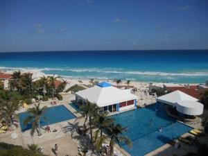 Beach Front Penthouse, Appartamenti  Cancún - big - 20