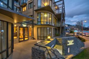 Private Apartments at The Beacon, Apartmanok  Queenstown - big - 7