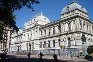 Elegante Apartamento en Century Tower, Apartmanok  Montevideo - big - 9