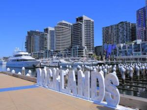 Dockland Kings, Apartments  Melbourne - big - 2