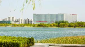 Crowne Plaza Tianjin Binhai, Hotely  Tianjin - big - 38