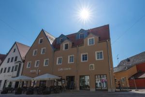 Hotel im Ried, Hotely  Donauwörth - big - 21