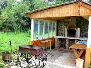 Camping Bolshaya Laba, Kempingy  Psemen - big - 13