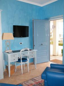 Alle Tamerici Hotel, Hotels  Ladispoli - big - 23
