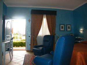 Alle Tamerici Hotel, Hotely  Ladispoli - big - 54