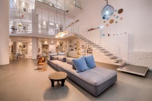 Kouros Exclusive, Отели  Фалираки - big - 126