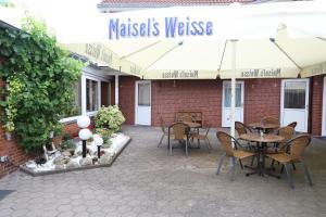 Gästehaus Zum Surgrund, Vendégházak  Cuxhaven - big - 24