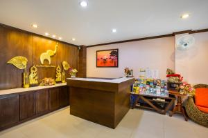 The Nine Hotel @ Ao Nang, Hotels  Ao Nang Beach - big - 62