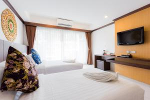 The Nine Hotel @ Ao Nang, Hotel  Ao Nang Beach - big - 16