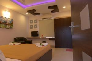 Hotel Metro, Hostince  Kumbakonam - big - 15