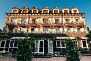 Marinus Hotel, Szállodák  Kabargyinka - big - 41