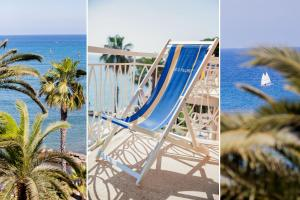 Hotel Golfo E Palme, Hotel  Diano Marina - big - 41