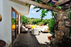 Villa Il Cappero, Nyaralók  San Vito lo Capo - big - 1