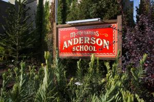 McMenamins Anderson School, Отели  Bothell - big - 36