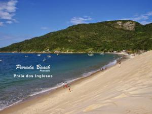 Parada Beach Pousada & Restaurante, Vendégházak  Florianópolis - big - 31