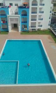 Appartement Cité des Jardins, Apartmány  Martil - big - 6