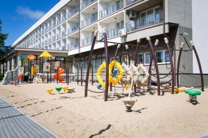 Dom Wczasowy VIS, Resorts  Jastrzębia Góra - big - 41