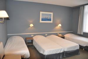 Hotel Louisa, Hotely  Ostende - big - 5