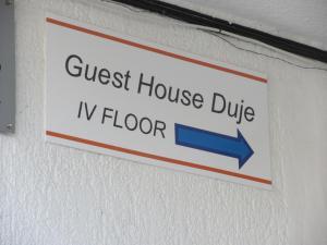 Guest House Duje, Penziony  Split - big - 14