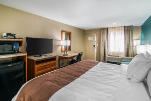 Quality Inn & Suites Near White Sands National Monument, Отели  Аламогордо - big - 3
