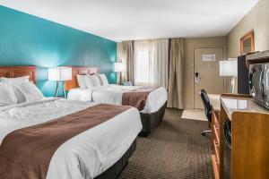 Quality Inn & Suites Near White Sands National Monument, Отели  Аламогордо - big - 10
