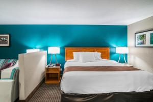 Quality Inn & Suites Near White Sands National Monument, Отели  Аламогордо - big - 5