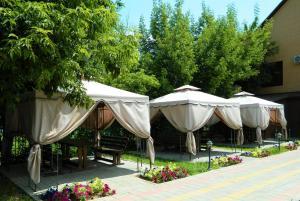 Hotel Baden Baden, Hotels  Volzhskiy - big - 53