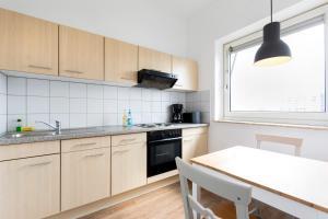 Apartment Medium Plus mit Hafenblick