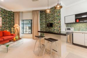 Inner city spacious one bedroom apartment, Apartmány  Auckland - big - 5