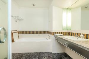 Inner city spacious one bedroom apartment, Apartmány  Auckland - big - 14