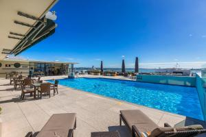 Inner city spacious one bedroom apartment, Apartmány  Auckland - big - 9