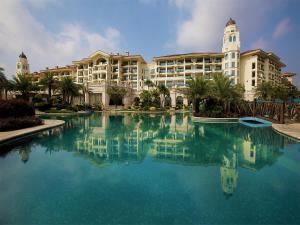 Tianjin Country Garden Phoenix Hotel, Hotel  Tianjin - big - 1