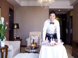 Tianjin Country Garden Phoenix Hotel, Hotel  Tianjin - big - 24