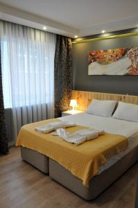 Rodin Suites, Hotely  Istanbul - big - 55