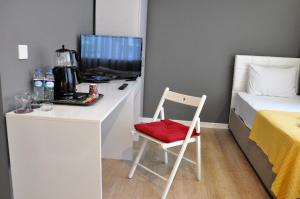 Rodin Suites, Hotely  Istanbul - big - 16