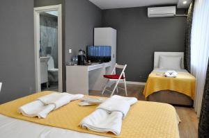 Rodin Suites, Hotely  Istanbul - big - 17