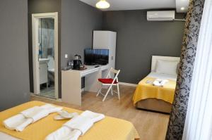 Rodin Suites, Hotely  Istanbul - big - 18