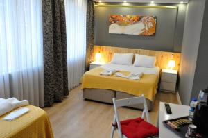 Rodin Suites, Hotely  Istanbul - big - 19