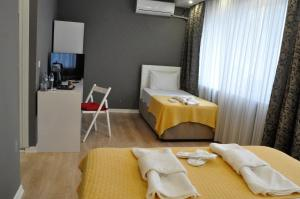 Rodin Suites, Hotely  Istanbul - big - 25
