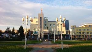 Отель Шерр, Ступино