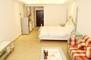 Checkinn International Apartment Guangzhou Changlong Huamei Branch, Apartmány  Kanton - big - 7