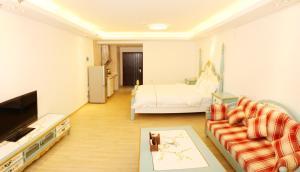 Checkinn International Apartment Guangzhou Changlong Huamei Branch, Apartmány  Kanton - big - 9