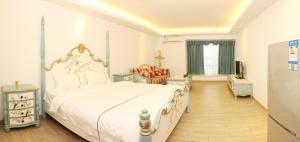 Checkinn International Apartment Guangzhou Changlong Huamei Branch, Apartmány  Kanton - big - 10
