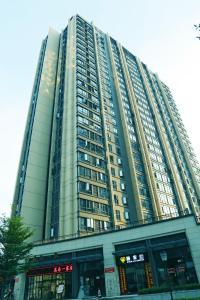 Checkinn International Apartment Guangzhou Changlong Huamei Branch, Apartmány  Kanton - big - 54