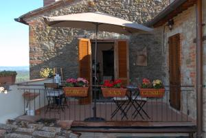 Borgo San Gusmè, Apartmány  San Gusmè - big - 36